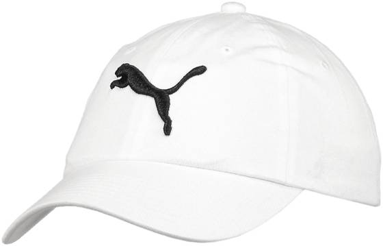Puma J Ess Cap Lippikset WHITE (Sizes: One size)