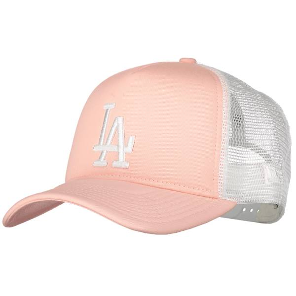New Era W L Ess Trucker Lippikset LIGHT PINK (Sizes: One size)