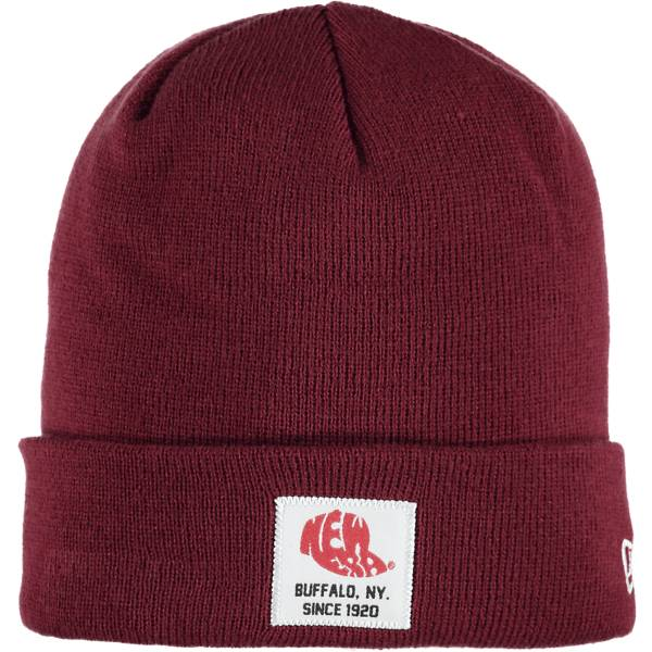 New Era Outdoor Knit Pipot CARDINAL (Sizes: One size)