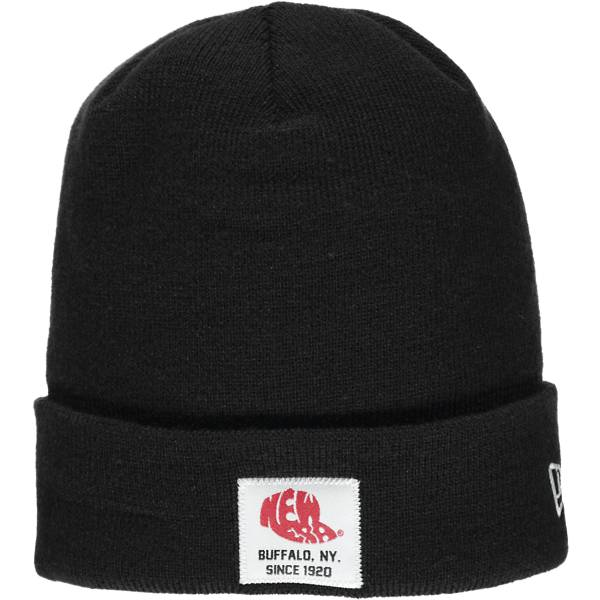 New Era Outdoor Knit Pipot BLACK (Sizes: One size)