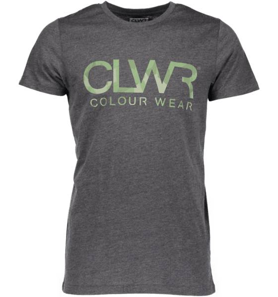 Colour Wear T-paidat Colour Wear M Clwr Tee BLACK (Sizes: XL)