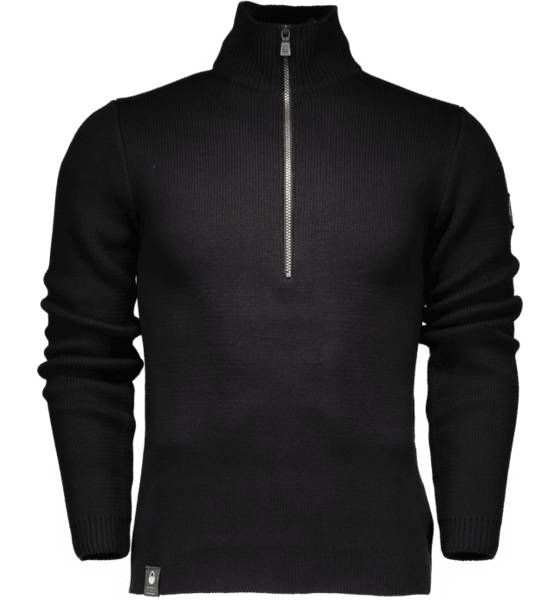 Sail Racing M Race Heavy Knitted Halfzip Pitkähihaiset CARBON (Sizes: S)