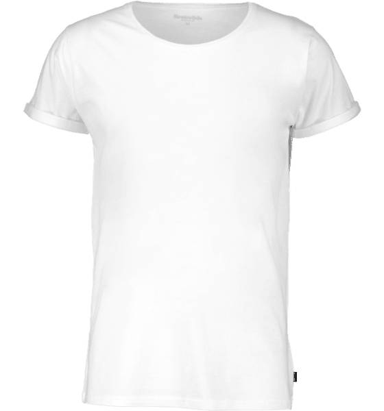 Resteröds M Jimmy Solid Tee T-paidat WHITE (Sizes: M)