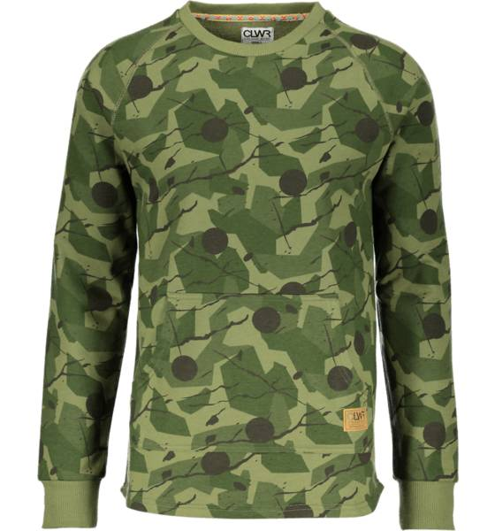 Colour Wear Pitkähihaiset Colour Wear M Drop Crew IVY WOOD (Sizes: M)
