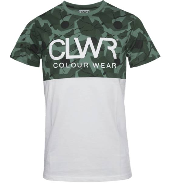Colour Wear T-paidat Colour Wear M Horizon Tee IVY WOOD (Sizes: L)
