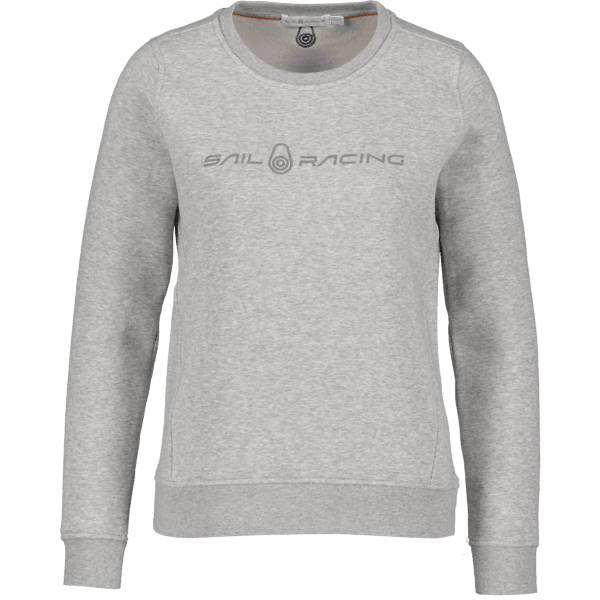 Sail Racing W Gale Sweater Collegepaidat GREY MELANGE (Sizes: S)