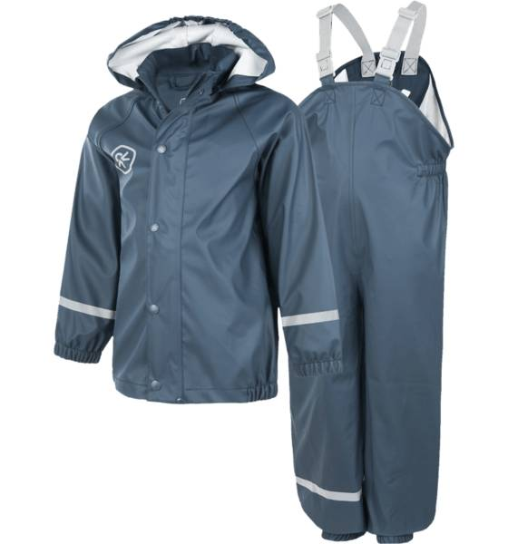 Color Kids Retkeilyvaatteet Color Kids J Taxi Rain Set NAVY (Sizes: 104)