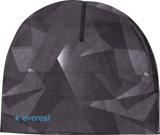 Everest Retkeilyvaatteet Everest J Adv Helmet Cap BLACK CAMO (Sizes: One size)