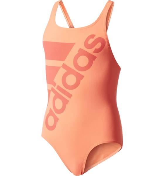 Adidas Uimapuvut Adidas G Inf Sol Swimsuit EASY CORAL (Sizes: 164)