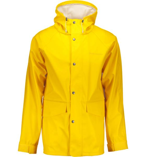 Didriksons Takit Didriksons M Lennart Jacket YELLOW (Sizes: XL)