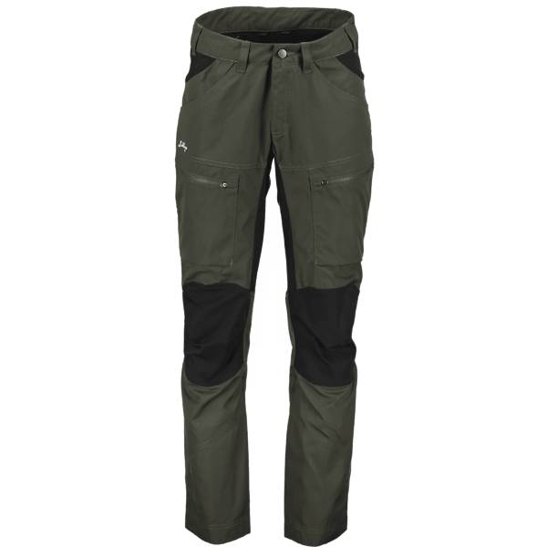 Lundhags Retkeilyvaatteet Lundhags M Lockne Pant DARK FOREST GREEN (Sizes: 52)