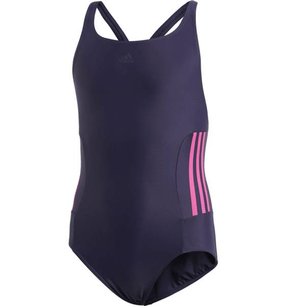 Adidas G Inf 3s 1pc Swims Uimapuvut NOBLE INK/PINK (Sizes: 140)