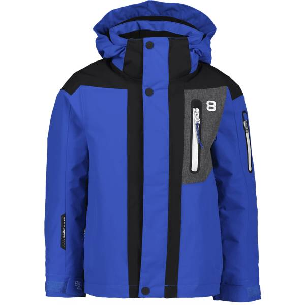 8848 Altitude J Aragon Jr Jacket Lasketteluvaatteet BLUE (Sizes: 130)