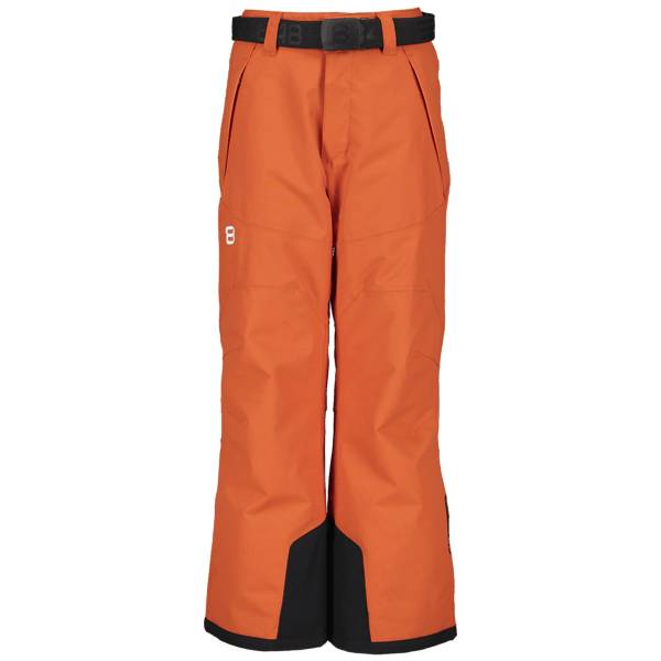8848 Altitude J Inca Jr Pants Lasketteluvaatteet RED CLAY (Sizes: 170)