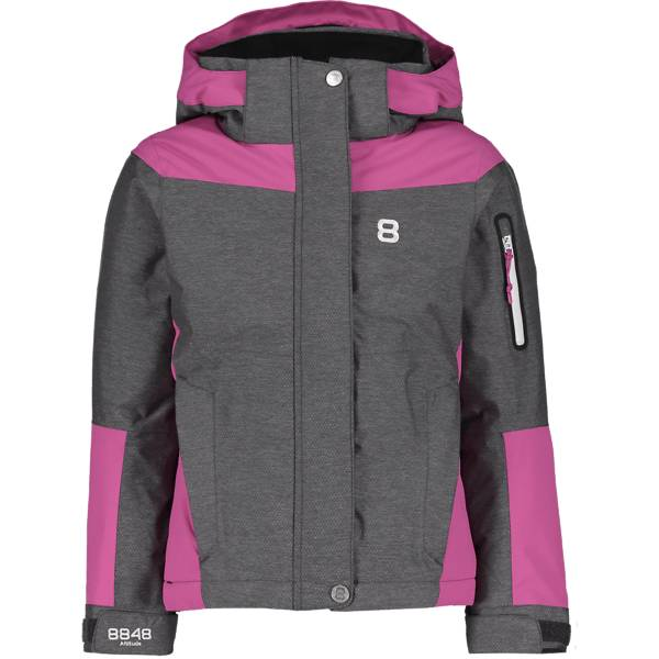 8848 Altitude J Safira Jr Jacket Lasketteluvaatteet MAGNET (Sizes: 120)