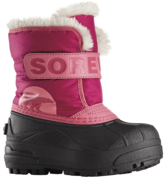 Sorel Snow Commander2 Varsikengät TROPIC PINK (Sizes: 11)