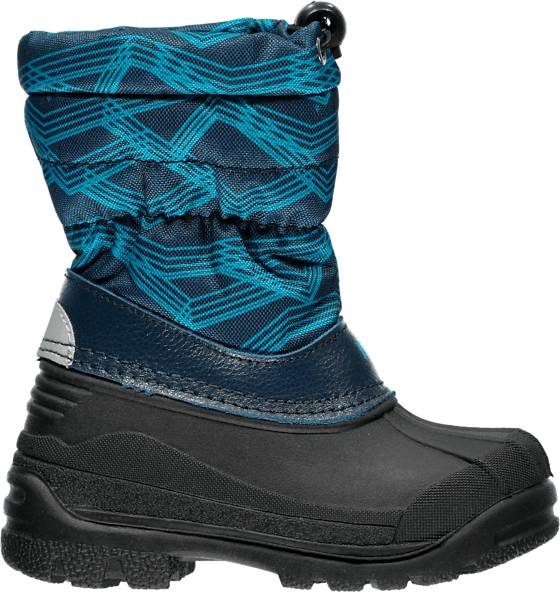 Reima K Nefar Winterboot Varsikengät BLUE/BLUE (Sizes: 27)