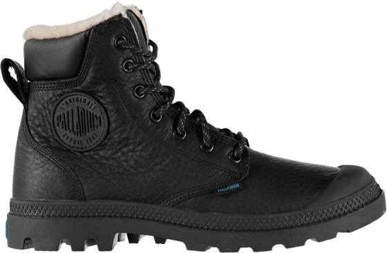 Palladium U Pampa Sport Cuff Wps Varsikengät BLACK (Sizes: 36)