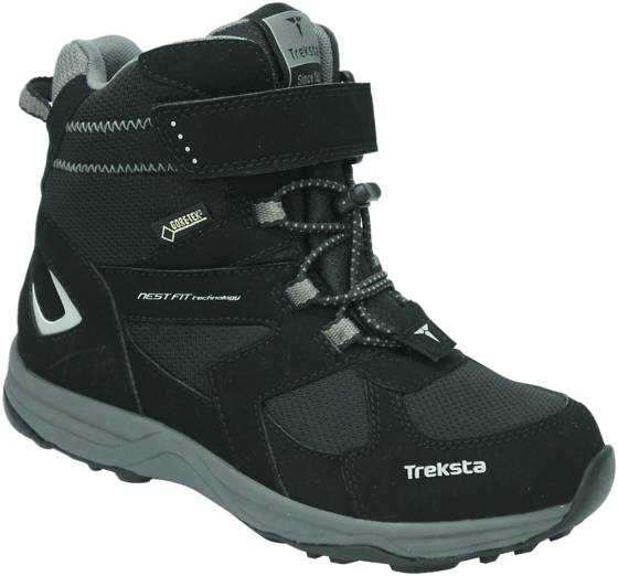 Treksta J Arrow Gtx High Varsikengät BLACK/GREY (Sizes: 36)