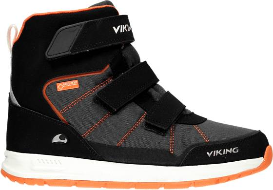 Viking J Kolsaas Gore-tex Varsikengät BLACK/ORANGE (Sizes: 30)