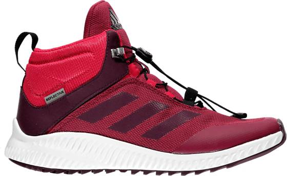 Adidas J Forta Trail Mid Varsikengät MYSTERY RUBY (Sizes: 30)