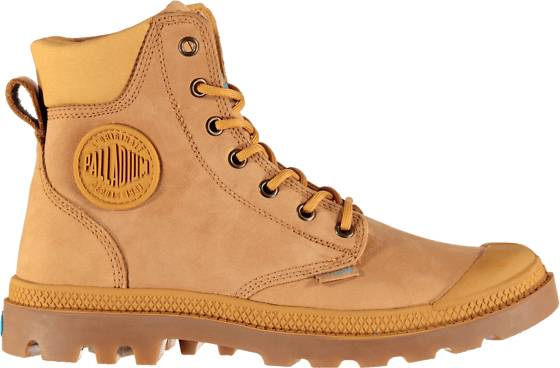 Palladium U Pampa Sport Wp Lux Varsikengät AMBER GOLD (Sizes: 40)