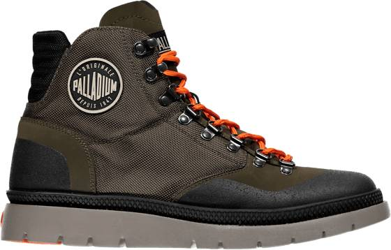 Palladium M Pallasider Hiker Mid Varsikengät MOON MIST (Sizes: 42)