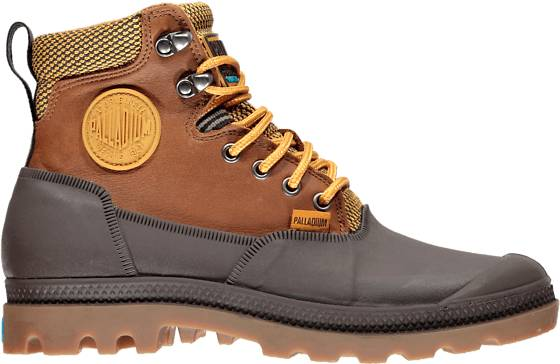 Palladium U Pampa Sport Cuff Wp 2.0 Varsikengät AMBER GOLD (Sizes: 42)