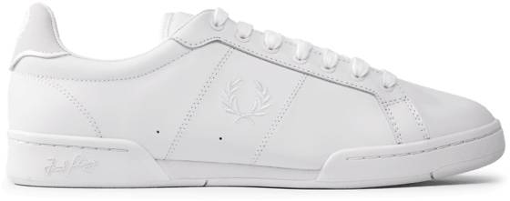 Fred Perry M 722 Leather Tennarit WHITE (Sizes: 47)