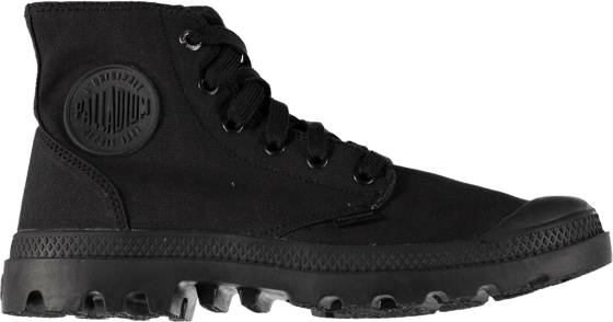 Palladium Tennarit Palladium U Mono Chrome Hi BLACK (Sizes: 36)