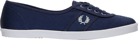 Fred Perry Tennarit Fred Perry W Aubrey Canvas FRENCH NAVY/DUSTY (Sizes: 37)