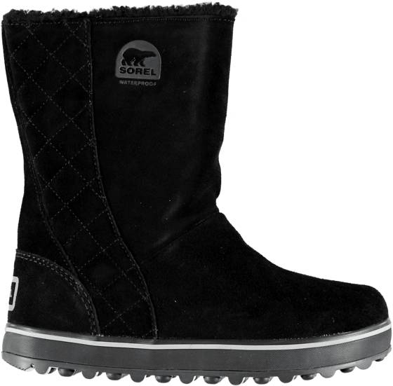 Sorel Varsikengät Sorel W Glacy BLACK (Sizes: 40)