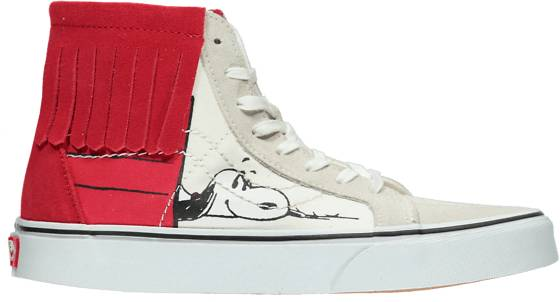 Vans W Sk8-hi Moc Tennarit DOG HOUSE/BONE (Sizes: US 5.5)