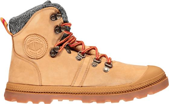Palladium W Pallabrouse Hiker Lp Varsikengät AMBER GOLD (Sizes: 40)