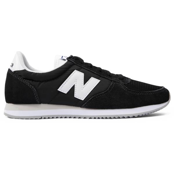 New Balance U 220 Tennarit BLACK (Sizes: US 6.5)