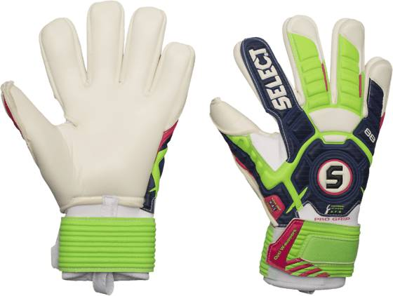 Select Maalivahti Select Gk Glove 88 Pro Gr MARINE/GRN/WHITE (Sizes: 10.5)