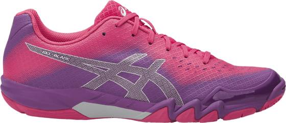 Asics Sisäpelikengät Asics Gel Blade 6 W Fin ORCHID/ROUGE RED (Sizes: 6.5)