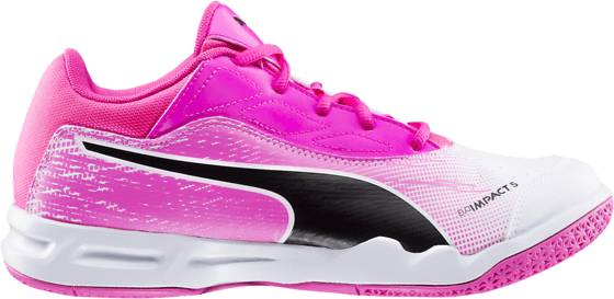 Puma Treenikengät Puma Evoimpact 5,3 W PINK/WHITE (Sizes: UK 4)