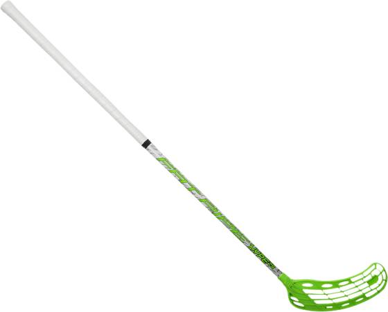 Fatpipe Salibandymailat Fatpipe Hype 29 101cm WHITE/LIME (Sizes: Left)