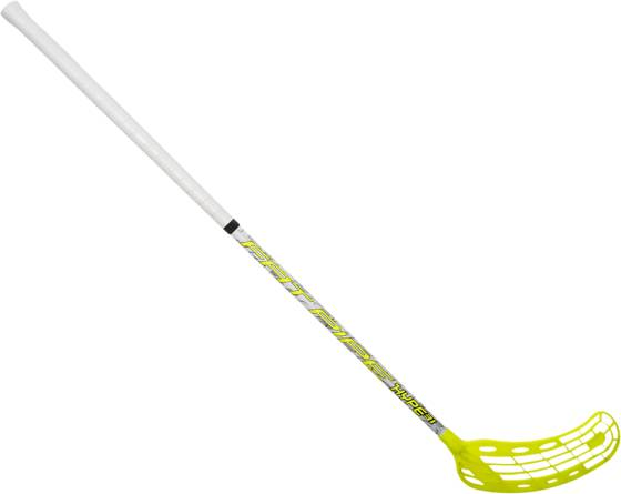 Fatpipe Salibandymailat Fatpipe Hype 31 92cm WHITE/YELLOW (Sizes: Right)