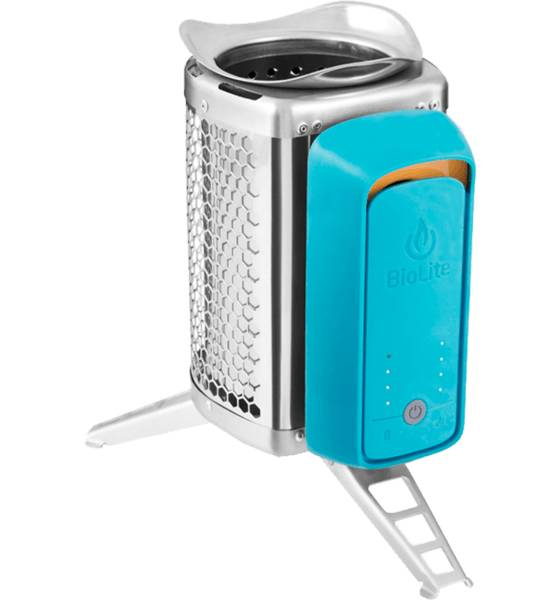 Biolite Retkeilytarvikkeet Biolite Cookstove TEAL (Sizes: One size)
