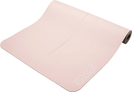 Casall Treenivarusteet Casall Yogamat Position 4 LUCKY PINK/LIGHT G (Sizes: No Size)
