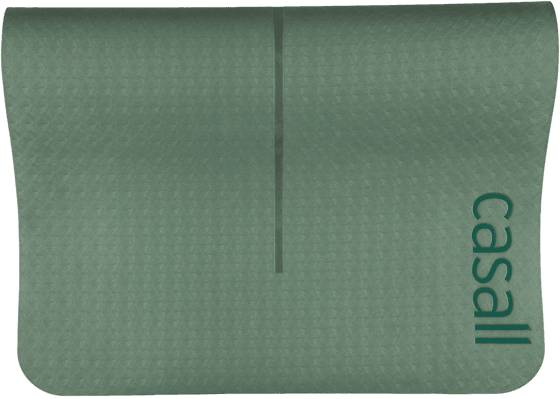 Casall Treenivarusteet Casall Yogamat Position 4 KHAKI GREEN/BLACK (Sizes: No Size)