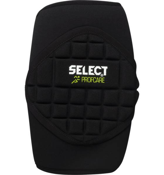 Select Hb Knee Sr Treenitarvikkeet BLACK / LIME (Sizes: L)
