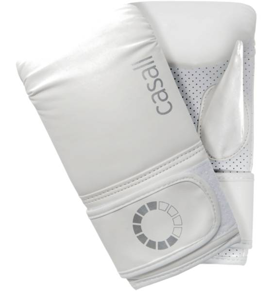 Casall Treenivarusteet Casall Velcro Gloves WHITE (Sizes: L)