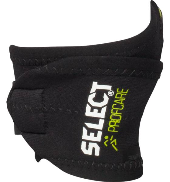 Select Wrist Support Treenitarvikkeet BLACK/LIME (Sizes: One size)