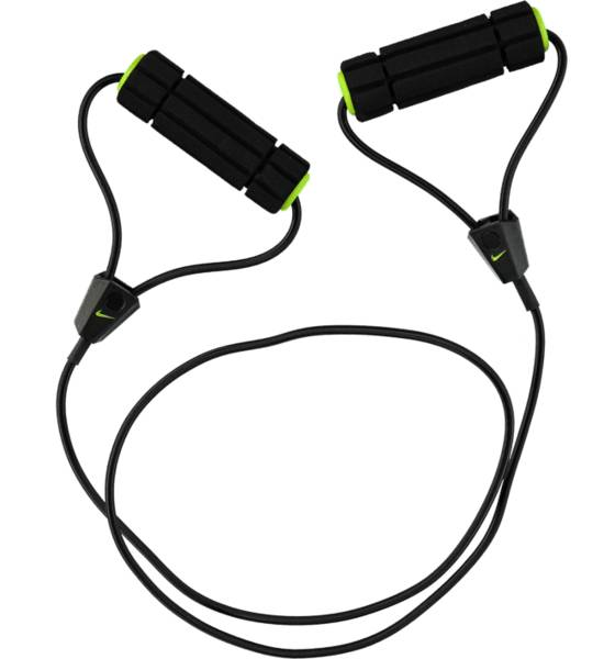 Nike Treenivarusteet Nike Medium Resistance Band 2.0 VOLT/BLACK/VOLT (Sizes: No Size)