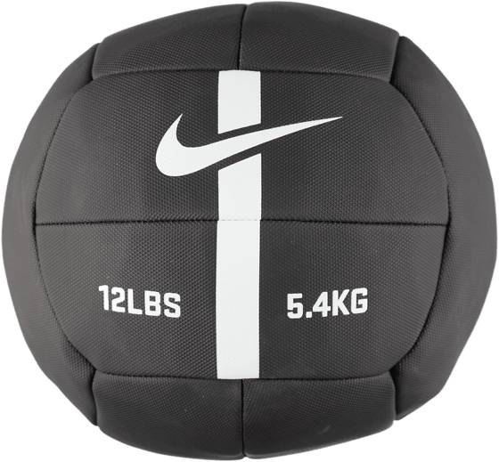 Nike Treenivarusteet Nike Strength Training Ball 12lb BLACK/WHITE (Sizes: No Size)