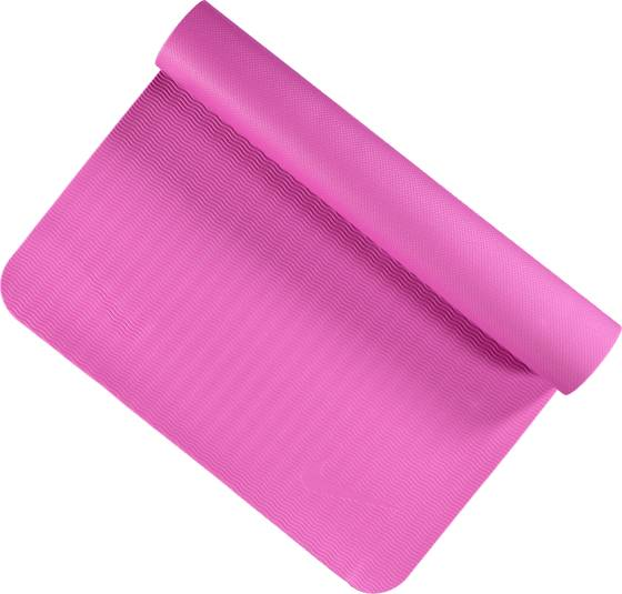 Nike Treenivarusteet Nike Fundamental Yoga Mat 3mm HYPER VIOLET/SIREN (Sizes: No Size)