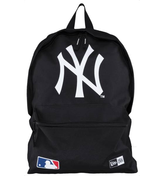 New Era Ny Mlb Backpack Laukut BLACK (Sizes: No Size)